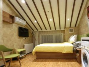 Beijing UOKOHOME + International Hotel Apartment, Apartments  Beijing - big - 3