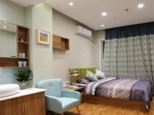Beijing UOKOHOME + International Hotel Apartment, Apartmány  Peking - big - 6
