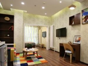 Beijing UOKOHOME + International Hotel Apartment, Apartmány  Peking - big - 7
