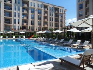 Sun & Sea Apartments, Apartments  Sunny Beach - big - 137