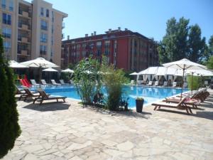 Sun & Sea Apartments, Apartments  Sunny Beach - big - 88