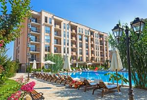 Sun & Sea Apartments, Apartments  Sunny Beach - big - 138