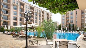 Sun & Sea Apartments, Apartments  Sunny Beach - big - 142