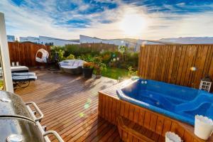Akureyri Luxury Villa.  Foto 20
