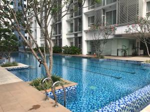 Nine At MSuites, Apartmány  Kuala Lumpur - big - 16