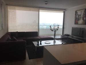 Apartamento Parque Arauco Kennedy, Апартаменты  Сантьяго - big - 13