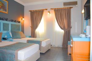 Hotel Atrium, Szállodák  Bodrum City - big - 5