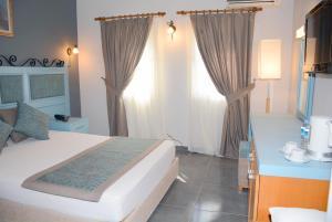 Hotel Atrium, Hotely  Bodrum - big - 3