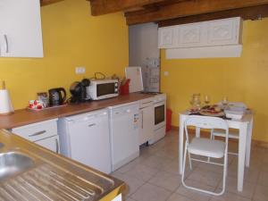 Le Petit Bijou, Bed & Breakfast  Saint-Fraigne - big - 53