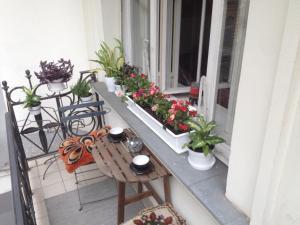Spacious Bohemian Home, Appartamenti  Budapest - big - 10