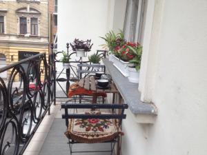 Spacious Bohemian Home, Appartamenti  Budapest - big - 11