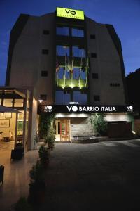 Сантьяго - Vo Hotel Barrio Italia