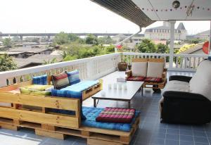 Hypnok Guesthouse, Penzióny  Bangkok - big - 7