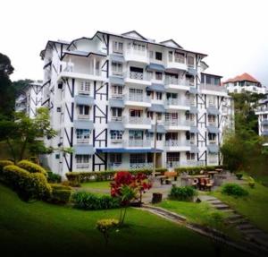 SA Apartments @ Desa Anthurium, Apartmány  Tanah Rata - big - 2