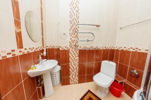 2 rooms Dostyk 5 Apatment, Apartments  Astana - big - 2