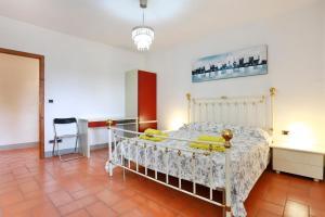 La Milleduecento, Appartamenti  Barberino di Val d'Elsa - big - 13