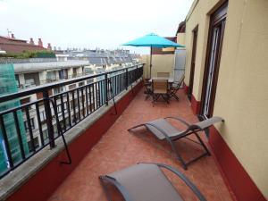 Aizlur Si6d, Apartmanok  San Sebastian - big - 13