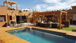 Hoteles Pueblo de Tierra