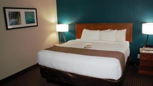 Quality Inn & Suites Near White Sands National Monument, Hotely  Alamogordo - big - 14
