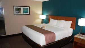 Quality Inn & Suites Near White Sands National Monument, Отели  Alamogordo - big - 16