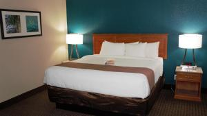 Quality Inn & Suites Near White Sands National Monument, Отели  Alamogordo - big - 17