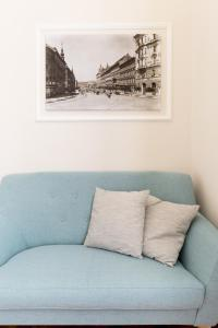 Otto Studios, Appartamenti  Budapest - big - 35