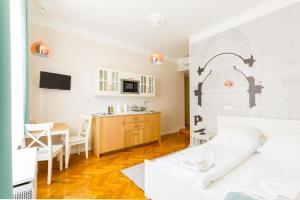 Otto Studios, Apartments  Budapest - big - 11