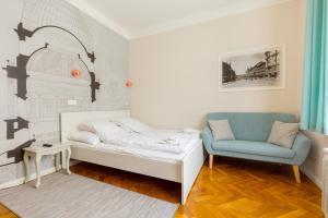 Otto Studios, Appartamenti  Budapest - big - 14