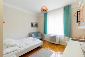 Otto Studios, Appartamenti  Budapest - big - 26