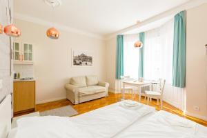 Otto Studios, Apartments  Budapest - big - 20