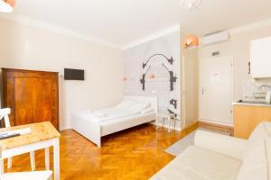 Otto Studios, Apartments  Budapest - big - 17