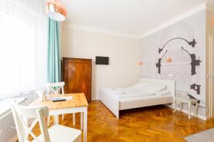 Otto Studios, Apartments  Budapest - big - 16