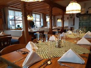 Hotel-Gasthof Lammersdorf, Гостевые дома  Мильстат - big - 38