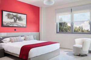 Elysium Hilltop Luxury Villa, Villas  Kato Galatas - big - 43