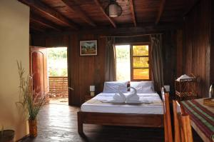 Ratanakiri Paradise Hotel & SPA, Hotely  Banlung - big - 9