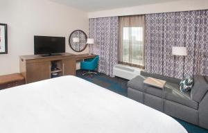 Hampton Inn & Suites LAX El Segundo, Отели  Эль-Сегундо - big - 17