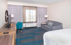 Hampton Inn & Suites LAX El Segundo, Отели  Эль-Сегундо - big - 18