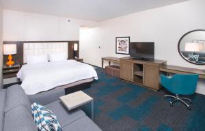 Hampton Inn & Suites LAX El Segundo, Отели  Эль-Сегундо - big - 20