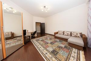 Apartments Versal on Sarayshyq 40, Apartmanok  Asztana - big - 1