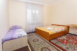 Apartments Versal on Sarayshyq 40, Apartmanok  Asztana - big - 10