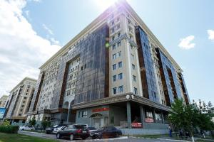 Apartments Versal on Sarayshyq 40, Apartmanok  Asztana - big - 12