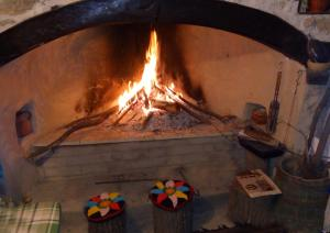 Guest House The Fireplace