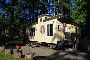 Pirate's Cove Caboose