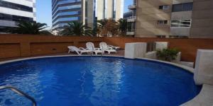 Departamento Providencia, Апартаменты  Сантьяго - big - 13