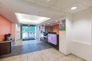 Motel 6 Columbia East South Carolina, Hotels  Columbia - big - 47