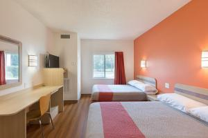 Motel 6 Columbia East South Carolina, Hotels  Columbia - big - 8