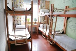 Harbin North International Youth Hostel, Hostelek  Haerpin - big - 32