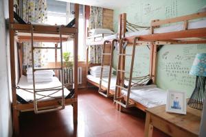 Harbin North International Youth Hostel, Hostelek  Haerpin - big - 36