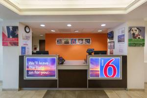 Motel 6 Columbia East South Carolina, Hotely  Columbia - big - 54