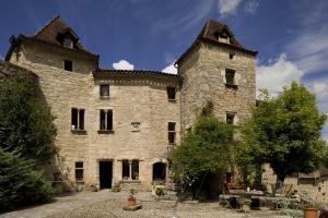 Château de Saint Cirq Lapopie
